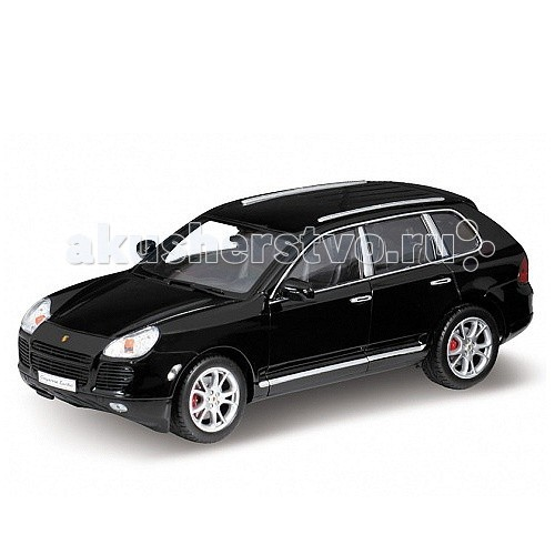 Welly ������ ������ 1:18 Porsche Cayenne Turbo