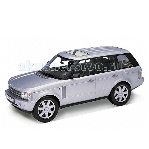Welly ������ ������ 1:18 Land Rover Range Rover