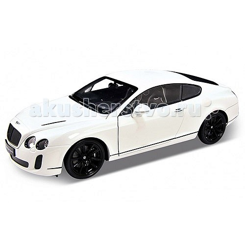 Welly ������ ������ 1:18 Bentley Continental Supersports