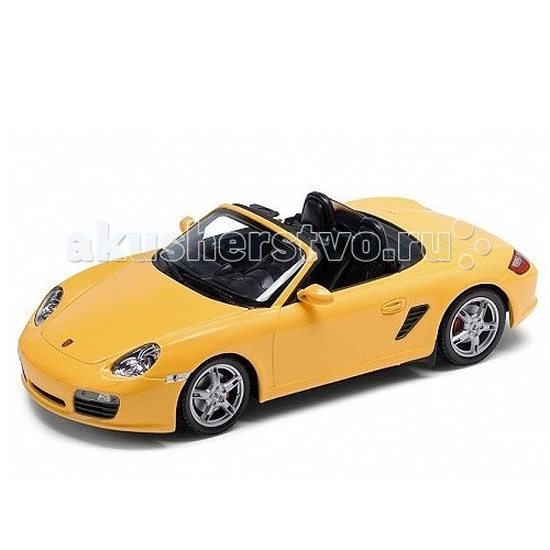 Welly ������ ������ 1:24 Porsche Boxster S, convertible