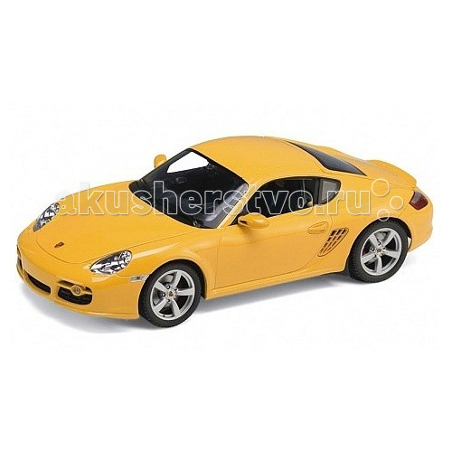 Welly ������ ������ 1:24 Porsche Cayman S