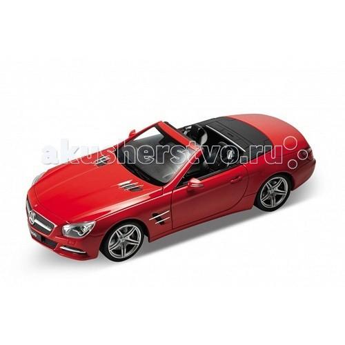 Welly ������ ������ 1:24 Mercedes-Benz SL500
