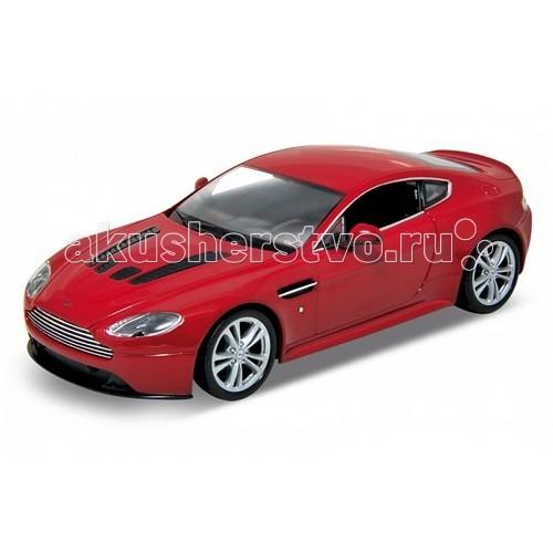 Welly ������ ������ 1:87 Aston Martin V12 Vantage - Welly������ ������ 1:87 Aston Martin V12 Vantage������ ������ 1:87 Aston Martin V12 Vantage  ������������� ������ ������ �������� 1:87 Aston Martin V12 Vantage.<br>