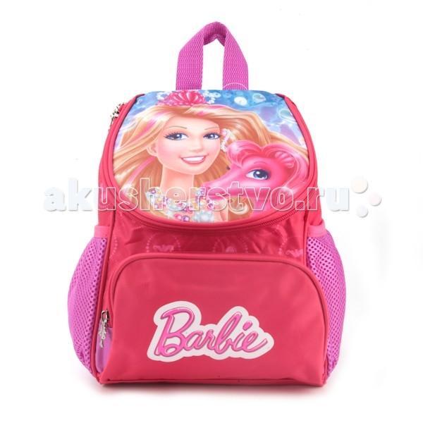 Играем вместе Рюкзак дошкольный средний Barbie