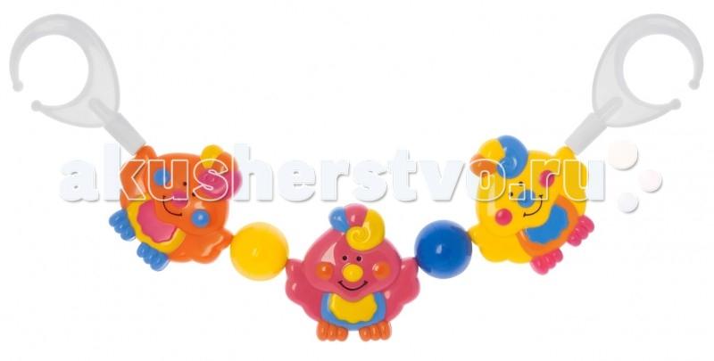 Курносики Подвеска-погремушка Птички-невелички