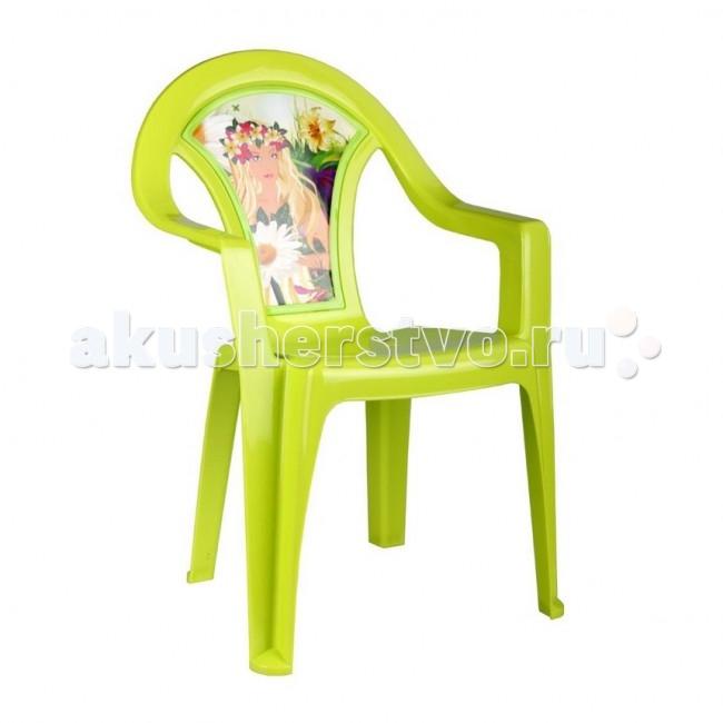 Альтернатива (Башпласт) Кресло детское Лесная нимфа