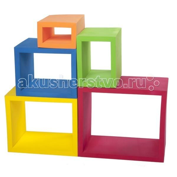 Конструктор Moove&Fun мягкий 5 блоков MF-EVA-01 мягкий 5 блоков MF-EVA-01 MF-EVA-01