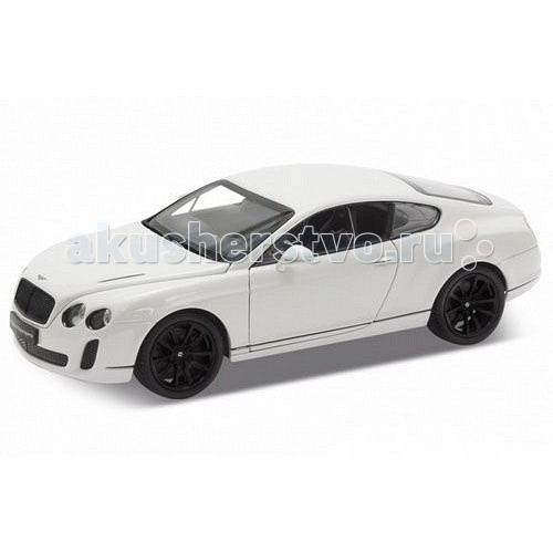 Welly ������ ������ 1:24 Bentley Continental Supersports