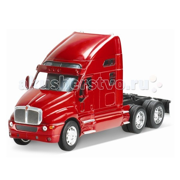 Welly Модель грузовика 1:32 Kenworth T2000 от Акушерство