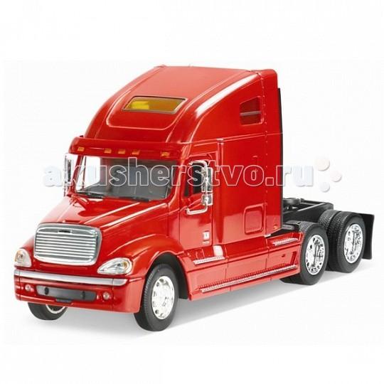 Welly Модель грузовика 1:32 Freightliner Columbia от Акушерство