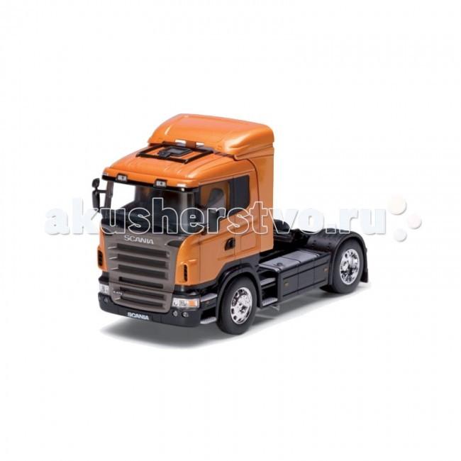 Welly Модель грузовика 1:32 Skahia R470