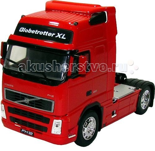 Welly Модель грузовика 1:32 Volvo FH12