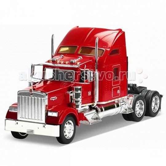 Welly Модель грузовика 1:32 Kenworth W900Модель грузовика 1:32 Kenworth W900Модель грузовика 1:32 Kenworth W900  Коллекционная модель седельного тягача Kenworth W900 в масштабе 1:32.<br>