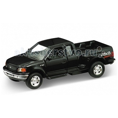 Welly ������ ������ 1:37 1999 Ford F-150 Flareside Supercab Pick Up