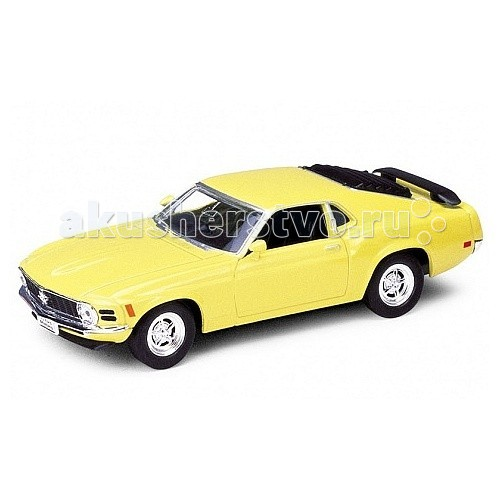 Welly ������ ��������� ������ 1:34-39 Ford Mustang 1970