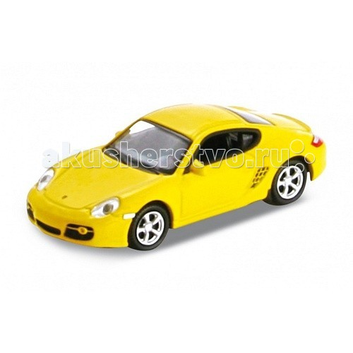 Welly ������ ������ 1:87 Porsche Cayman S