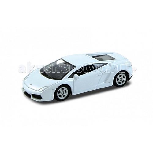 Welly Модель машины 1:87 Lamborghini Gallardo LP560-4