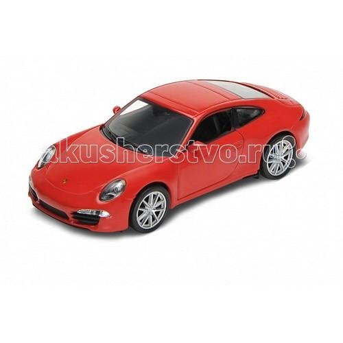 Welly ������ ������ 1:87 Porsche 911 (991) Carrera S