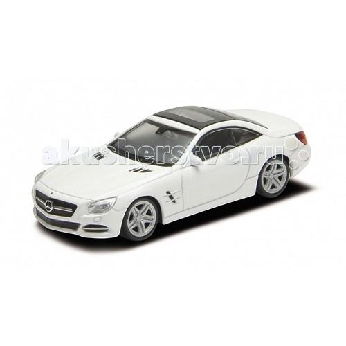Welly Модель машины 1:87 Mercedes-Benz SL500Модель машины 1:87 Mercedes-Benz SL500Модель машины 1:87 Mercedes-Benz SL500  Коллекционная модель машины масштаба 1:87 Mercedes-Benz SL500.<br>