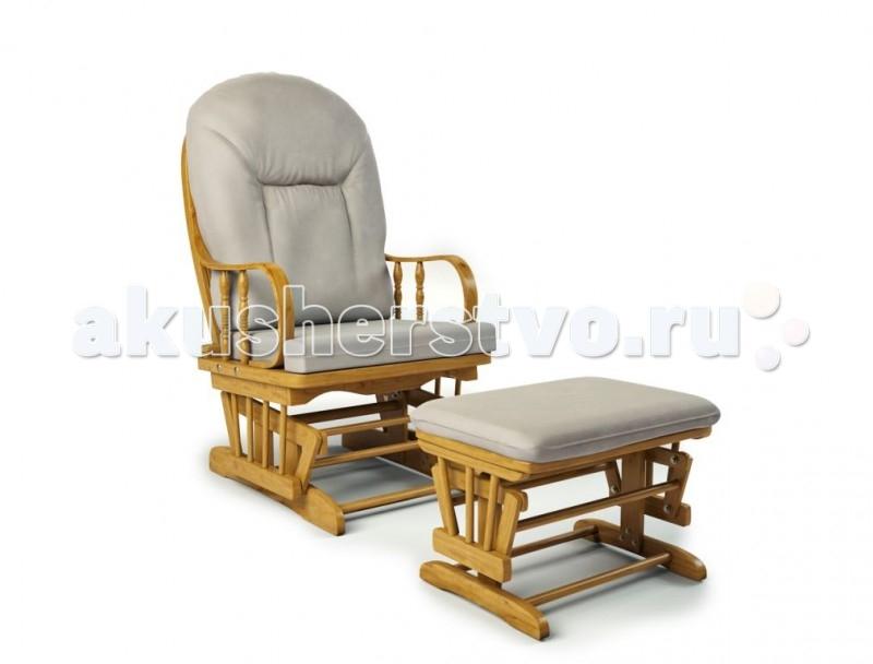 Кресло для мамы Makaby Кресло-качалка MakabyLiteКресло-качалка MakabyLiteКресло для мамы Makaby Кресло-качалка MakabyLite - максимально простое, но вместе с тем очень удобное кресло.  выполнено исключительно из экологически чистых материалов – натурального дерева, подушки с хлопковым наполнителем обивкой служит качественная искусственная замша, обладающая к тому же, водоотталкивающим эффектом подлокотники деревянные Спинка не регулируется данную модель кресла Makaby можно использовать как кресло-качалку, так и как обычное, но чрезвычайно удобное кресло, используя функцию стопора механизма качания при покачивании и кресло и оттаманка работают совершенно бесшумно и плавно У кресла отсутствует функция стопора.  Деревянное основание кресла представлено в цвете «вишня».  Размер упаковки: 64x72x104 см Вес: 24,5 кг<br>