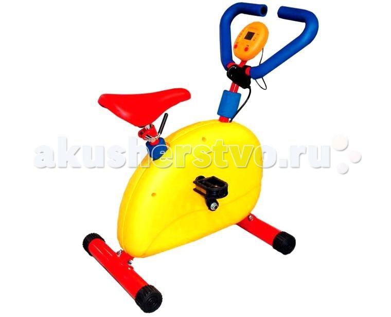 Moove&Fun Велотренажер механический с компьютером