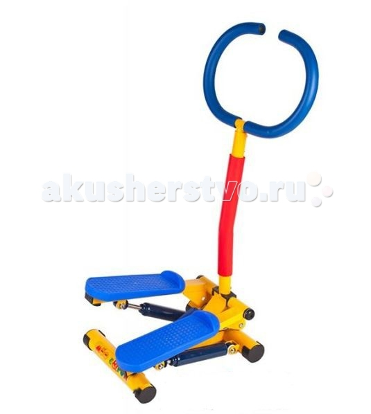 Moove&Fun Тренажер механический Степпер с ручкой