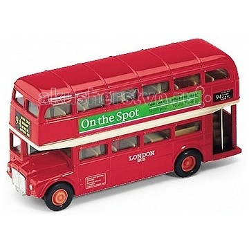 Welly ������ �������� 1:34-39 London Bus