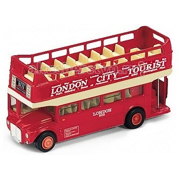 Welly ������ �������� 1:34-39 London Bus ��������