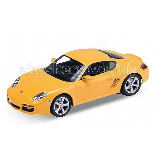 Welly ������ ������ 1:34-39 Porsche Cayman S
