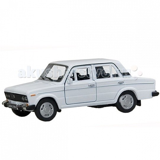 Welly ������ ������ 1:34-39 Lada 2106
