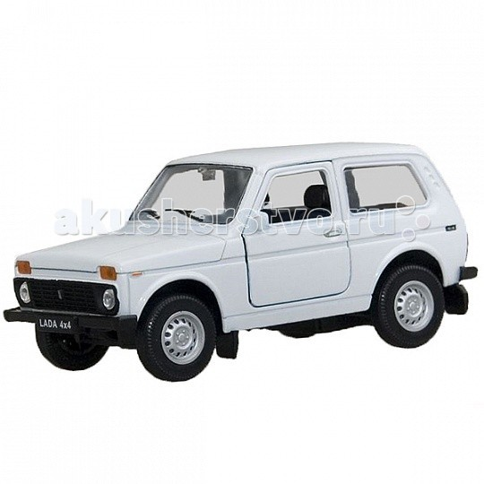 Welly ������ ������ 1:34-39 Lada 4x4