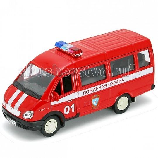 Welly Модель машины 1:34-39 ГАЗель Пожарная охрана