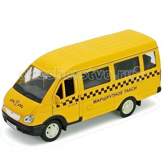 Welly Модель машины 1:34-39 ГАЗель Такси