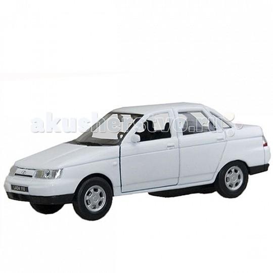 Welly Модель машины 1:34-39 Lada 110