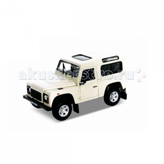 Welly Модель машины 1:34-39 Land Rover Defender