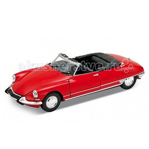 Welly ������ ��������� ������ 1:34-39 Citroen DS 19