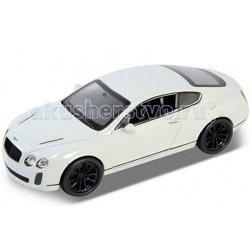 Welly ������ ������ 1:34-39 Bentley Continental Supersports