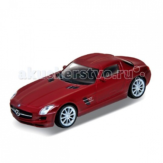 Welly ������ ������ 1:34-39 Mercedes-Benz SLS AMG