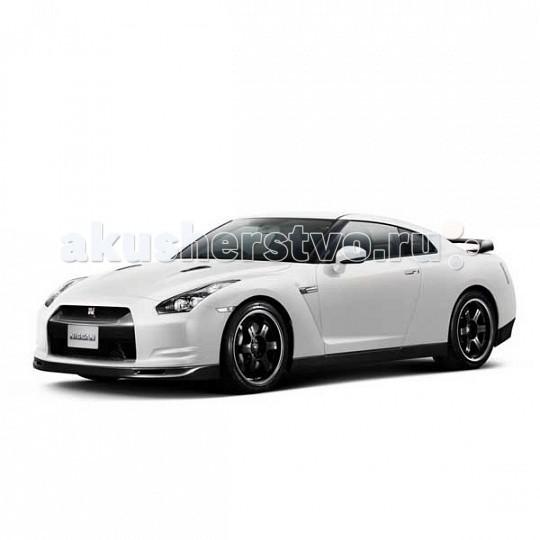 Welly Модель машины 1:34-39 Nissan GTRМодель машины 1:34-39 Nissan GTRМодель машины 1:34-39 Nissan GTR  Коллекционная модель машины масштаба 1:34-39 Nissan GTR.   Функции: открываются передние двери, инерционный механизм.<br>