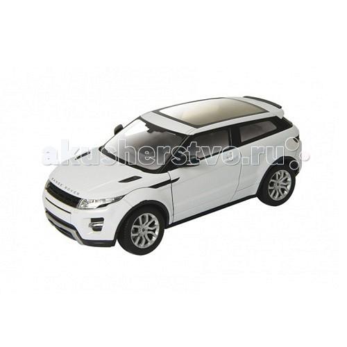 Welly Модель машины 1:34-39 Range Rover EvoqueМодель машины 1:34-39 Range Rover EvoqueМодель машины 1:34-39 Range Rover Evoque  Коллекционная модель машины масштаба 1:34-39 Range Rover Evoque.<br>