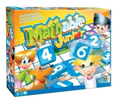 Mathable Настольная игра Математический Эрудит для детейНастольная игра Математический Эрудит для детейMathable 5006 Настольная игра Математический Эрудит для детей.  Компания Wooky Entertainment специализируется на разработке брендов. Они производят высококачественные продукты, следуя последним мировым тенденциям. Компания Wooky Entertainment представляет большое разнообразие брендов: Wooky Entertainment – это совершенный дизайн и всегда творческий подход. Их кредо – создавать передовые инновационные продукты, исходя из последних мировых тенденций. Wooky Europe является европейским партнером по маркетингу и дистрибуции всех брендов Wooky с офисами в Нидерландах, Великобритании и Германии.  Математический Эрудит для Детей является детской версией классической игры Математического Эрудита. От базовой версии она отличается тем, что в процессе игры используются только 2 базовых математических действия – сложение и вычитание.Игра отлично подходит для семейного отдыха и детской вечеринки, а также может использоваться как обучающий материал. Кроме навыков быстрого сложения и вычитания, игра развивает у ребенка мышление, логику, умение планировать свои действия.  В процессе игры участники должны создавать математические действия прямо на игровой доске. Математическое действие – сложение или вычитание – производится с двумя соседними числами, при этом фишка с результатом также должна находиться рядом.Для игры используется двусторонняя игровая доска, а также 60 фишек с числами. Каждая фишка имеет ценность в очках, равную числу на фишке. Игроки должны размещать фишки на доске таким образом, чтобы каждая вновь добавленная фишка составляла математическое действие с соседними. В этом случае игрок получает очки, равные ценности вновь поставленной фишки. Игрок, который в конце игры набрал наибольшее количество очков, объявляется победителем.  В комплект входят: двусторонняя игровая доска 4 держателя для фишек 60 фишек с числами правила игры.<br>