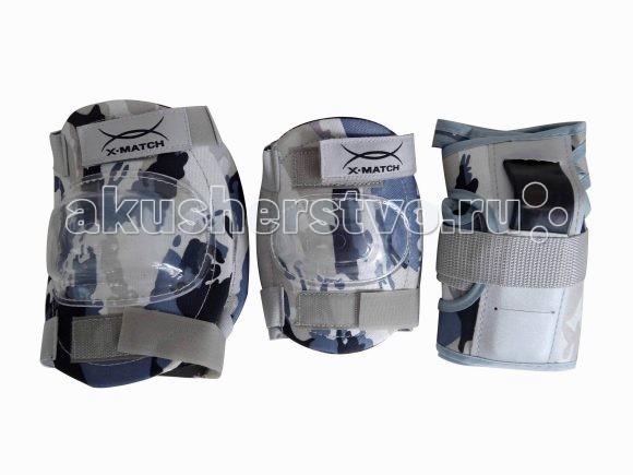 Купить Аксессуары для велосипедов и самокатов Комплект защиты PW-308 S  Аксессуары для велосипедов и самокатов X-Match