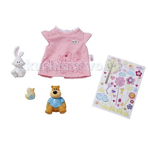 Zapf Creation Baby born ������ � �������� 819-616