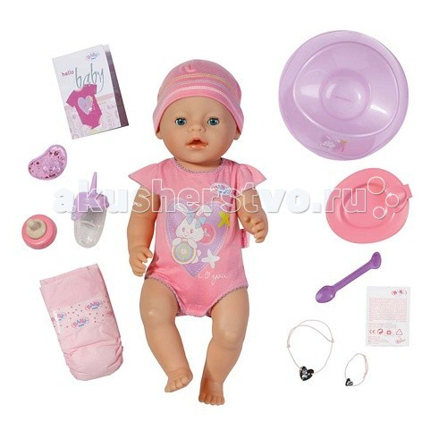 Zapf Creation ���� Baby born ������������� 43 �� 820-414