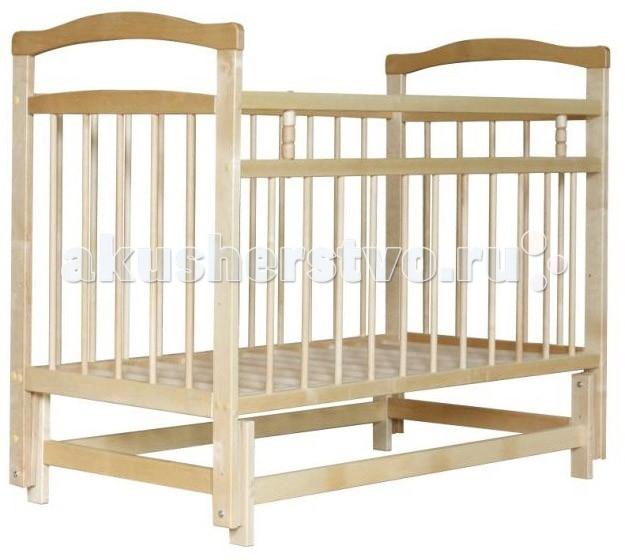 Купить Детские кроватки Колибри Эко 5 (маятник поперечный)  Детские кроватки Промтекс