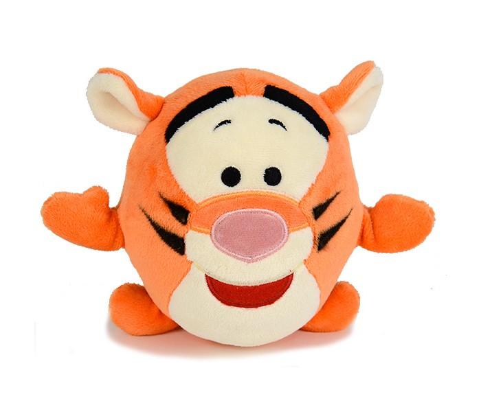 Мягкая игрушка Disney Тигруля 20 смТигруля 20 смТигруля  - самый веселый из друзей Винни. Ваш малыш, несомненно, обрадуется такому плюшевому другу!   Игрушка  изготовлена из текстильных материалов, набивка – чистый, гипоаллергенный синтепон и (или) пластмассовые гранулы.   Уход: стирка ручная или в стиральных машинах любого типа с мало пенообразующим порошком при температуре не выше 30С.<br>