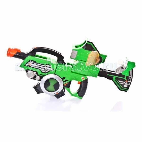 Игрушечное оружие Ben10
