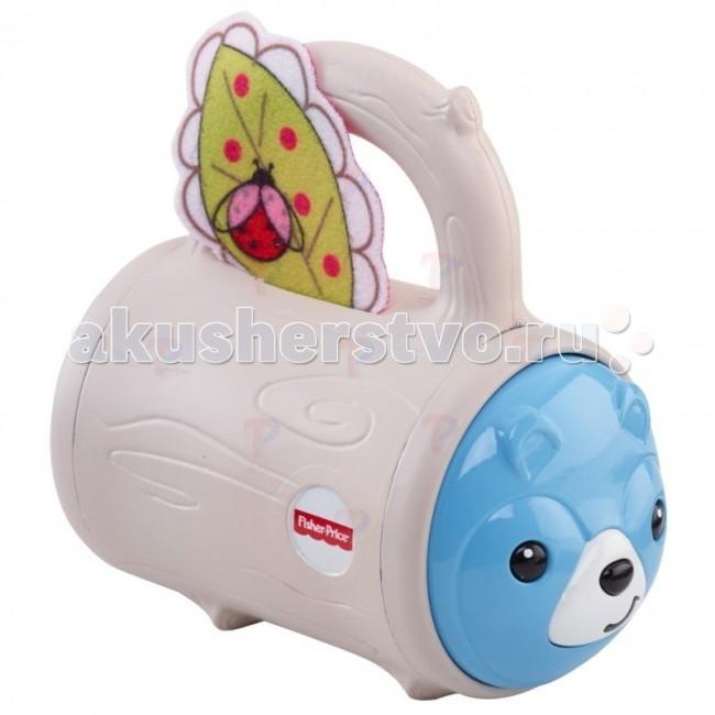 Погремушка Fisher Price Mattel Прятки с мишками
