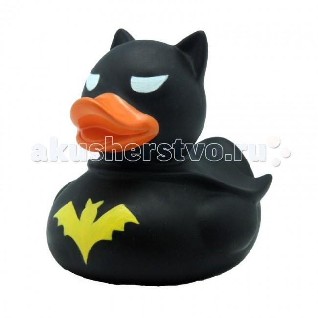 FunnyDucks Игрушка для купания Уточка Бэтмен
