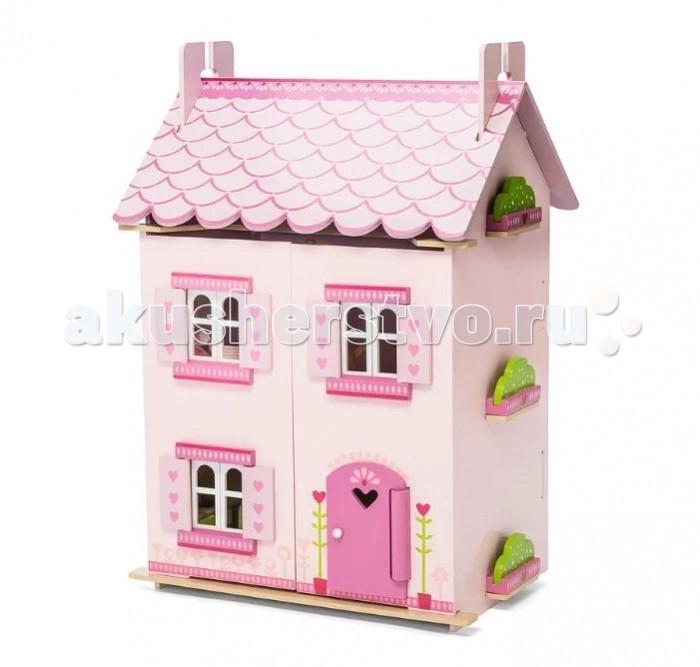 LeToyVan Кукольный домик Моей мечты с мебелью
